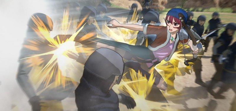 Arslan: The Warriors of Legend arriva anche su PC