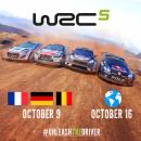 Annunciata la data di uscita di WRC 5