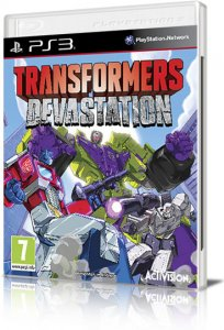 Transformers: Devastation per PlayStation 3