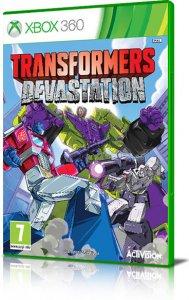 Transformers: Devastation per Xbox 360
