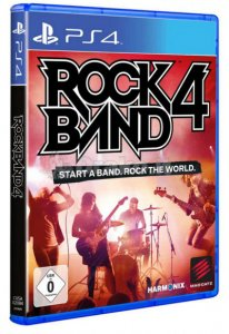 Rock Band 4 per PlayStation 4