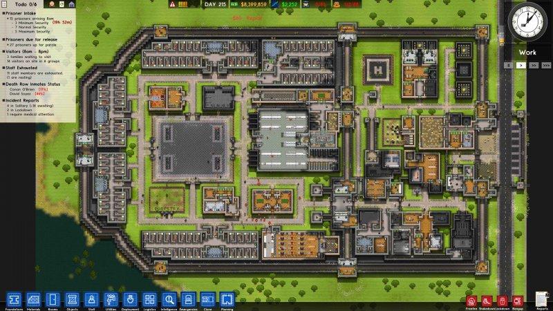 Prison Architect in arrivo sui dispositivi mobile