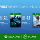 EA Access consentirà di provare Star Wars: Battlefront, Need for Speed e NBA Live 16 con una settimana d'anticipo