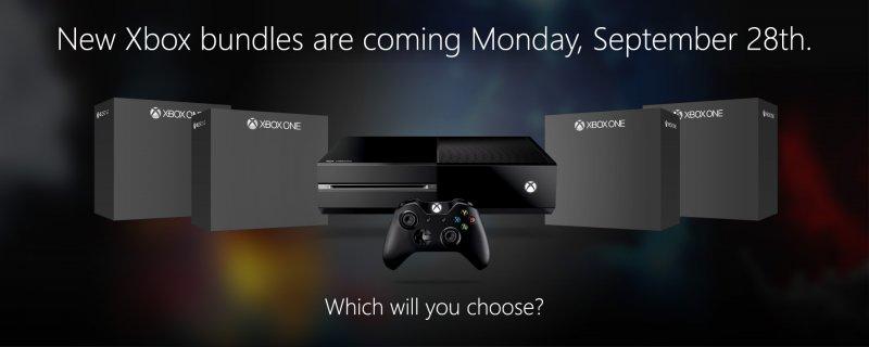 Nuovi bundle misteriosi per Xbox One verranno annunciati la settimana prossima