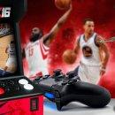 NBA 2K16 - Sala Giochi