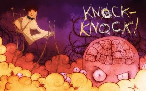 Knock-Knock per PlayStation 4