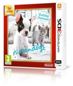 Nintendogs + Cats per Nintendo 3DS