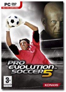 Pro Evolution Soccer 5 per PC Windows