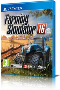 Farming Simulator 16 per PlayStation Vita