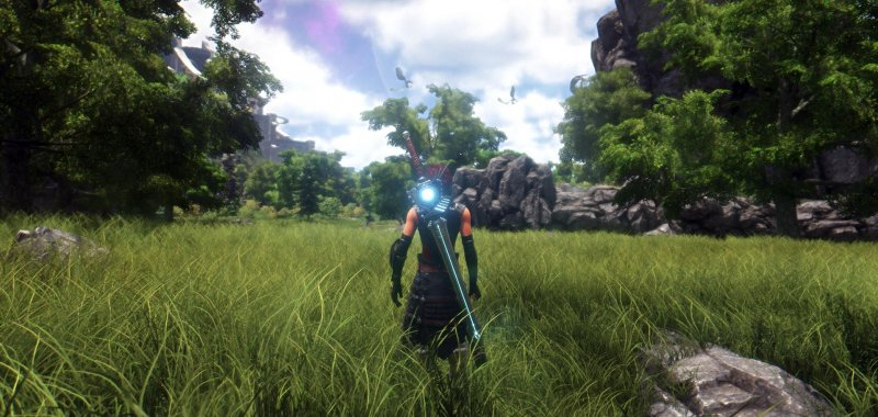 Edge of Eternity gira a 720p su Xbox One