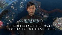 Sid Meier's Civilization: Beyond Earth - Rising Tide - Video sulle affinità ibride
