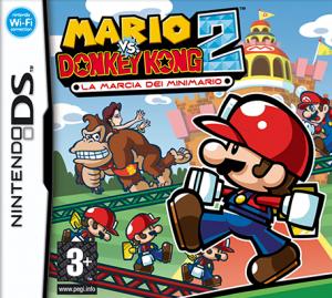 Mario vs. Donkey Kong 2: La Marcia dei Minimario per Nintendo Wii U