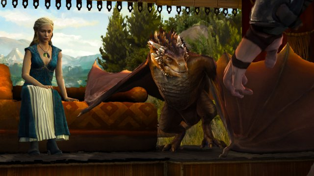 Game of Thrones: A Telltale Games Series - Stagione 1