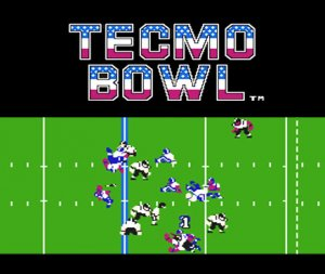 Tecmo Bowl per Nintendo Wii U