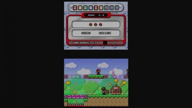 Mario vs. Donkey Kong 2: La Marcia dei Minimario