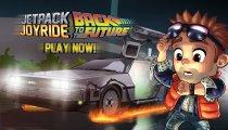 """Jetpack Joyride - Il trailer dell'aggiornamento """"Ritorno al Futuro"""""""