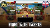 """Dragon Ball Z: Extreme Butoden - Trailer """"Fight with Tweets"""""""