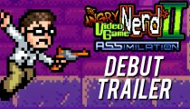 Angry Video Game Nerd II: ASSimilation - Trailer d'esordio