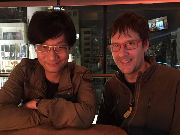 Hideo Kojima terrà un keyonte insieme a Mark Cerny all'evento Develop Brighton