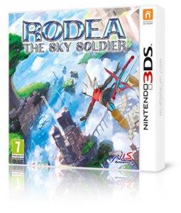 Rodea: The Sky Soldier per Nintendo 3DS