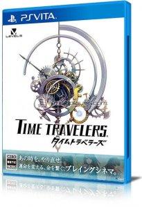 Time Travelers per PlayStation Vita