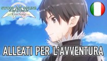 Sword Art Online: Lost Song - Trailer del multiplayer