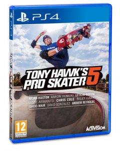 Tony Hawk's Pro Skater 5 per PlayStation 4
