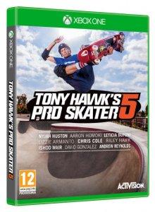Tony Hawk's Pro Skater 5 per Xbox One