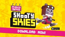 Shooty Skies - Endless Arcade Flyer - Un video di gameplay