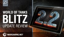 World of Tanks Blitz - Il video dell'aggiornamento 2.2