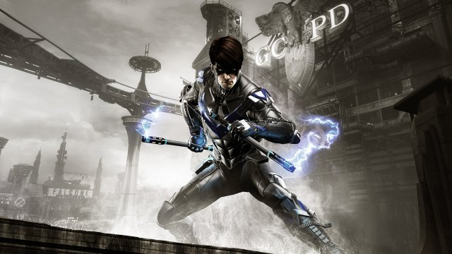 Batman: Arkham Knight - Commissariato Sotto Chiave