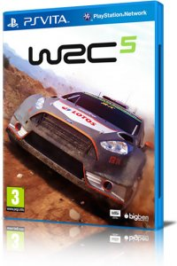 WRC 5 per PlayStation Vita