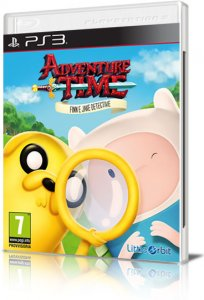 Adventure Time: Finn e Jake Detective per PlayStation 3