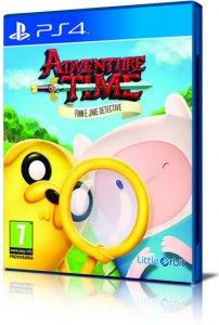 Adventure Time: Finn e Jake Detective per PlayStation 4