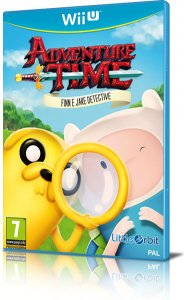 Adventure Time: Finn e Jake Detective per Nintendo Wii U