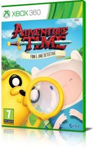 Adventure Time: Finn e Jake Detective per Xbox 360