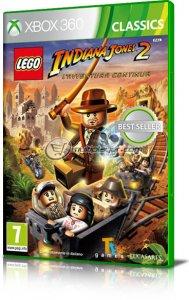 LEGO Indiana Jones 2: L'Avventura Continua per Xbox 360