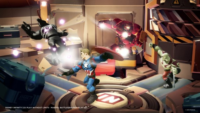 Disney Infinity 3.0: Marvel Battlegrounds