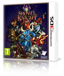 Shovel Knight per Nintendo 3DS