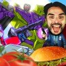 Appuntamento alle 14 per il Pranzo con Transformers: Devastation!