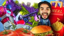 A Pranzo con Transformers: Devastation