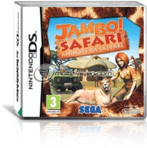 Jambo! Safari per Nintendo DS