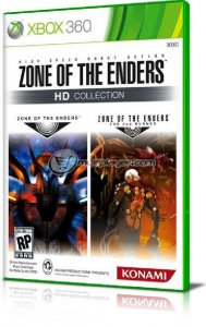 Zone of the Enders HD Collection per Xbox 360