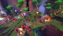 Dungeon Defenders II - Il trailer di lancio della open alpha su Steam