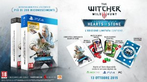 The Witcher 3: Wild Hunt - Hearts of Stone per PC Windows