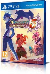 Disgaea 5: Alliance of Vengeance per PlayStation 4