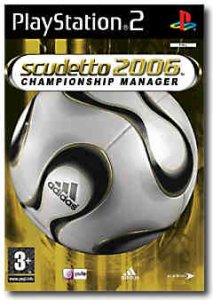 Scudetto 2006 (Championship Manager 2006) per PlayStation 2