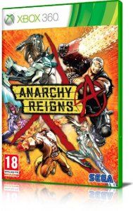 Anarchy Reigns per Xbox 360