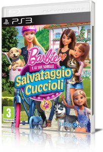Barbie e le sue Sorelle: Salvataggio Cuccioli per PlayStation 3