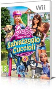 Barbie e le sue Sorelle: Salvataggio Cuccioli per Nintendo Wii